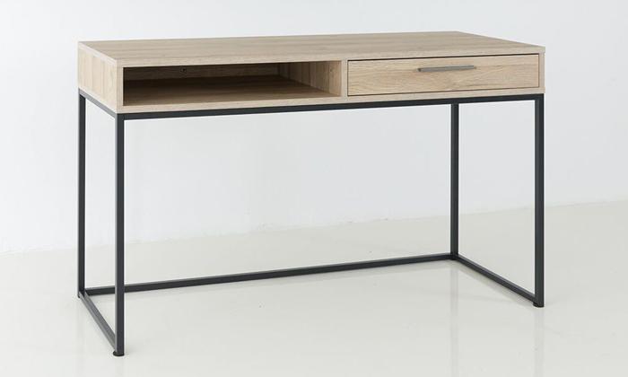 4 שולחן כתיבה שם מגירה של שמרת הזורע, דגם עידן