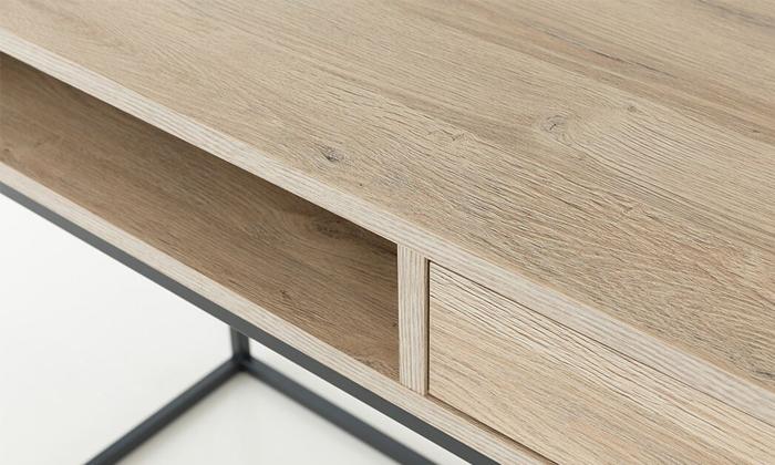 6 שולחן כתיבה שם מגירה של שמרת הזורע, דגם עידן
