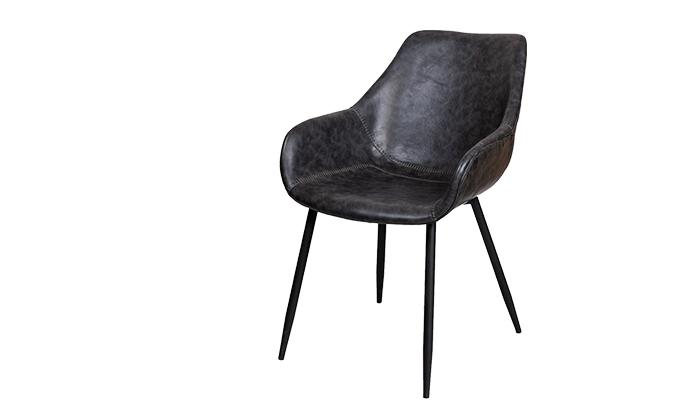 5 כיסא מרופד SUN DESIGN HOME דגם 1943