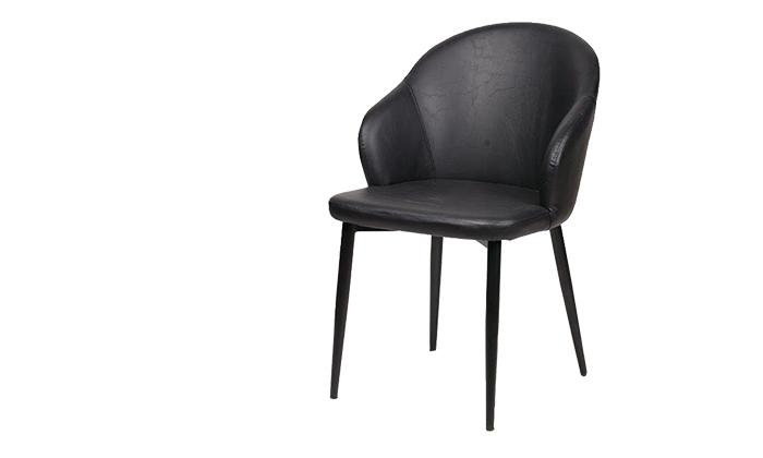6 כיסא מרופד SUN DESIGN HOME דגם 1712