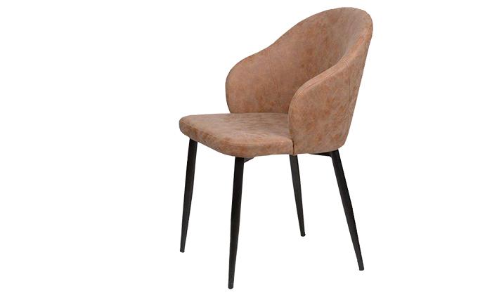 5 כיסא מרופד SUN DESIGN HOME דגם 1712