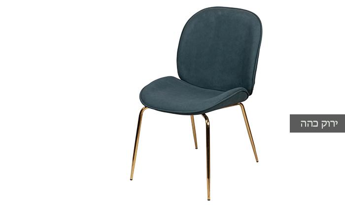 5 כיסא מרופד SUN DESIGN HOME דגם 1915
