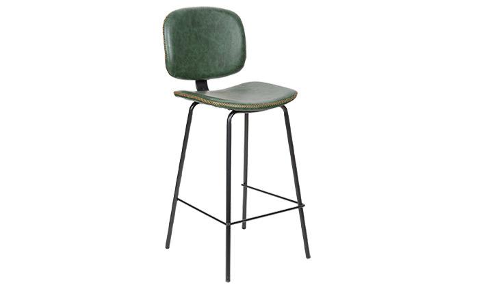 7 כיסא בר מרופד SUN DESIGN HOME דגם 5397B