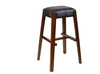 כיסא בר ללא משענת דגם 909B