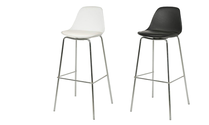 2 כיסא בר SUN DESIGN HONE דגם3301B