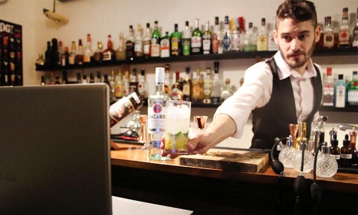 9 סדנת קוקטיילים LIVE בהנחית המומחים של Mixta Cocktails