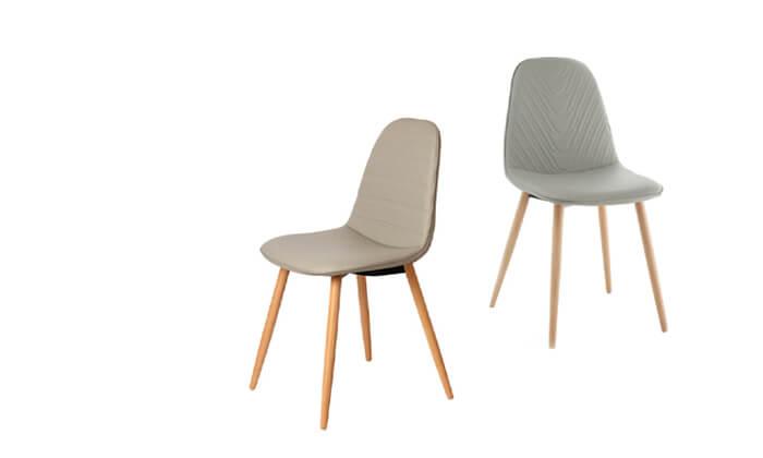 5 כיסא לפינת אוכל של ביתילי דגם סמוקי, משלוח חינם