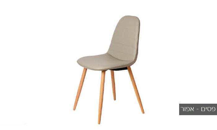 4 כיסא לפינת אוכל של ביתילי דגם סמוקי, משלוח חינם