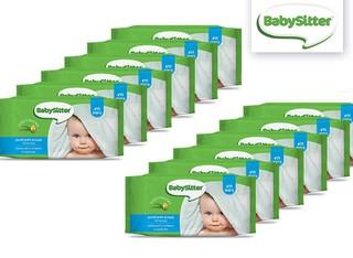 36 חבילות מגבוני BabySitter