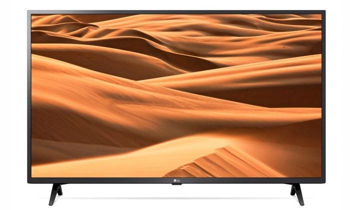 3 טלוויזיה חכמה 4K LG, מסך 43 אינץ'