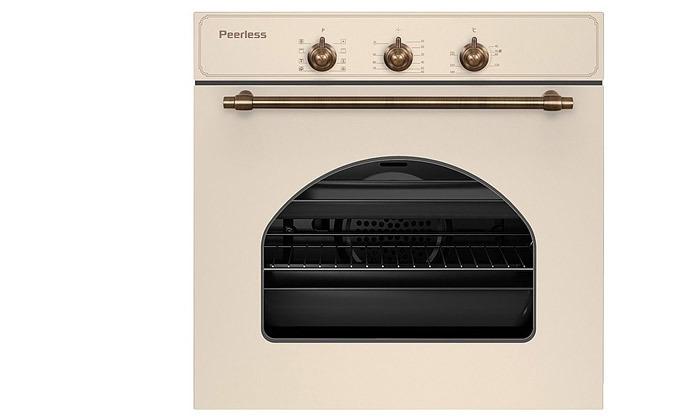 2 תנור בנוי 60 ליטר פירלס Peerless