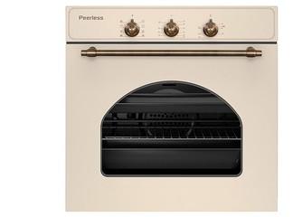 תנור בנוי 60 ליטר בעיצוב כפרי