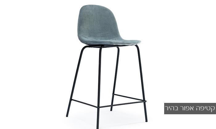 5 כיסא בר מרופד TAKE IT במגוון צבעים לבחירה