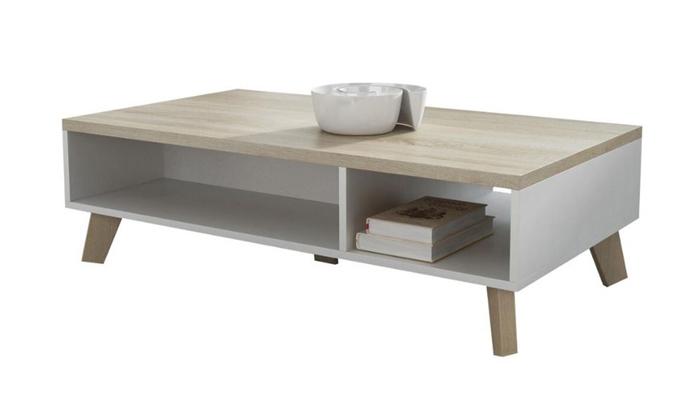 3 שולחן סלון דגם קונקורד של שמרת הזורע