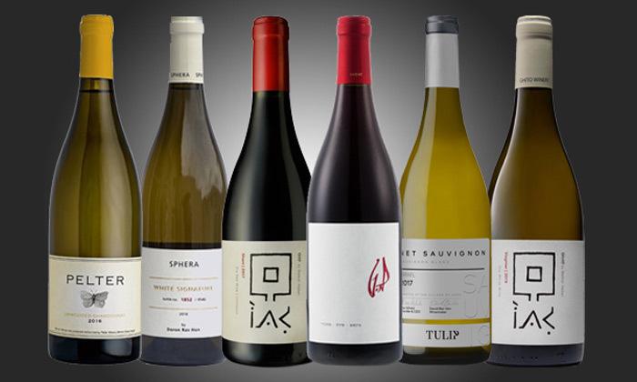 7 מבחר מארזי יינות מ-House of Wine במשלוח חינם לכל רחבי הארץ