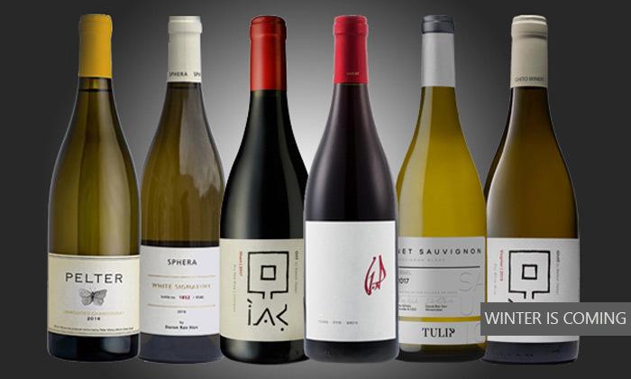 5 מבחר מארזי יינות מ-House of Wine במשלוח חינם לכל רחבי הארץ
