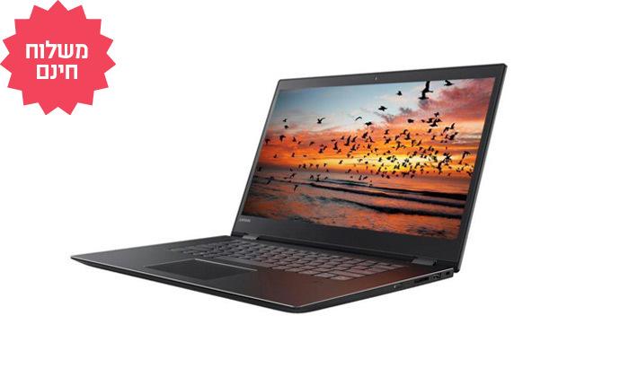 6 מחשב נייד LENOVO FLEX בעל מסך מסתובב 15.6 אינץ', משלוח חינם