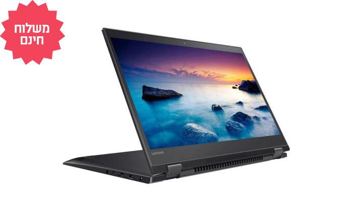 3 מחשב נייד LENOVO FLEX בעל מסך מסתובב 15.6 אינץ', משלוח חינם