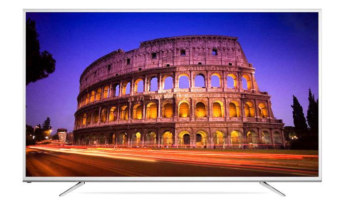 2 טלוויזיה חכמה PROSONIC 4K, מסך 75 אינץ'