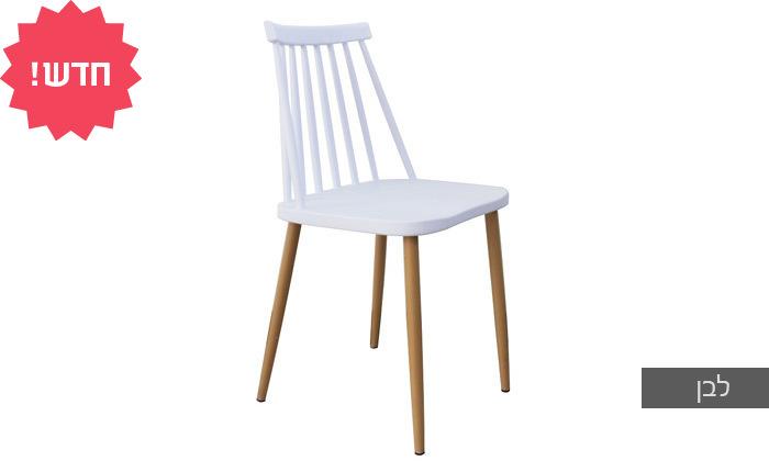 3 כיסא אוכל בעל מושב פלסטיק