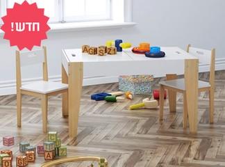 שולחן וכיסאות לחדר ילדים