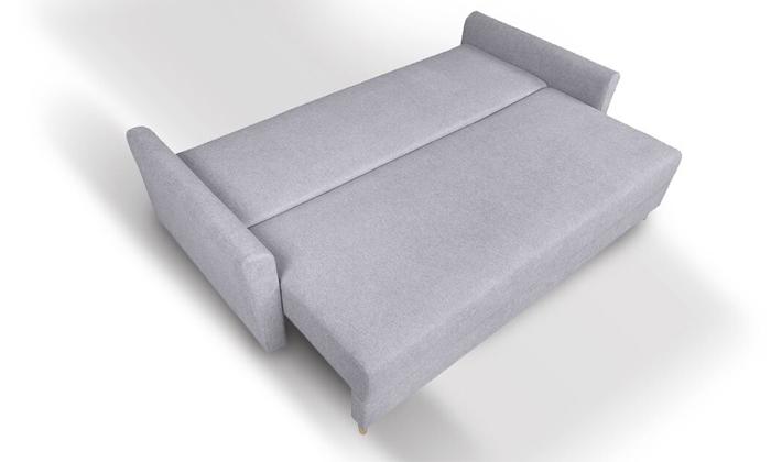 4 ספה תלת-מושבית נפתחת דגם טורינו של שמרת הזורע