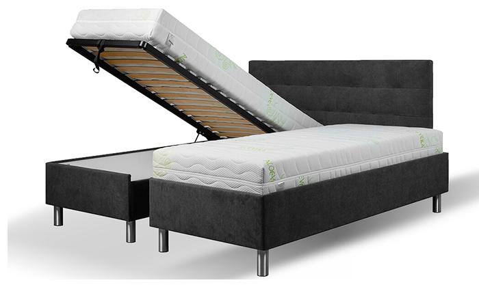 3 מיטה יהודית זוגית דגם בראשית של שמרת הזורע