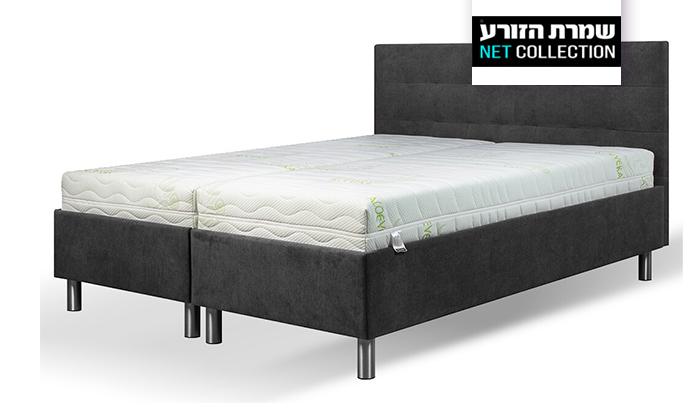 2 מיטה יהודית זוגית דגם בראשית של שמרת הזורע