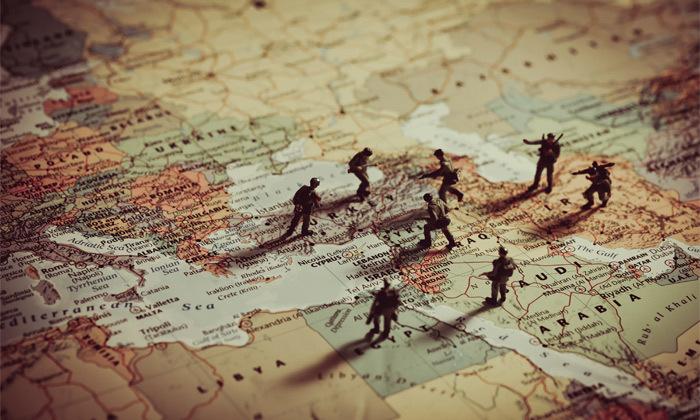3 הרצאה לייב אונליין בזום: מבט נדיר מבפנים - סוריה והאיום על ישראל