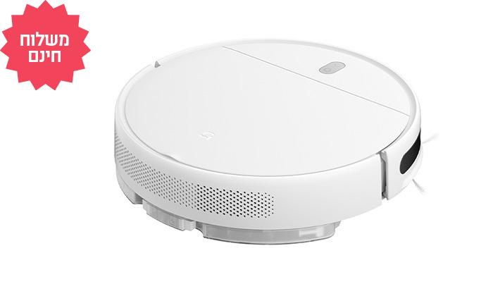 3 שואב אבק שוטף רובוטי של XIAOMI, משלוח חינם