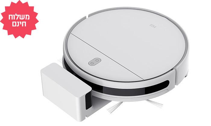 5 שואב אבק שוטף רובוטי של XIAOMI, משלוח חינם