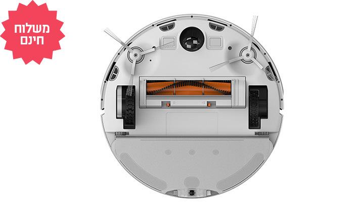 6 שואב אבק שוטף רובוטי של XIAOMI, משלוח חינם