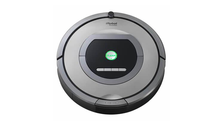 2 שואב אבק רובוטי iRobot