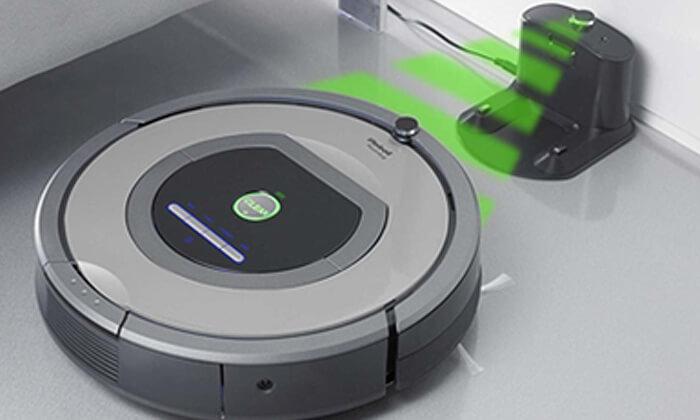 3 שואב אבק רובוטי iRobot