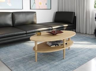 שולחן סלון דגם אורגון