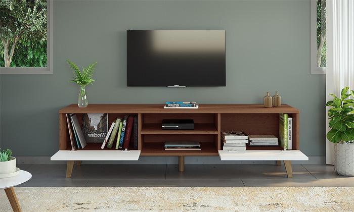 10 מזנון טלוויזיה רחב