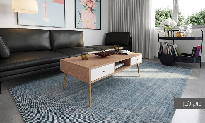 17 סט מזנון טלוויזיה ושולחן סלון