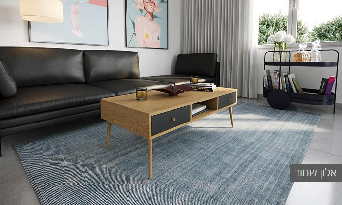25 סט מזנון טלוויזיה ושולחן סלון