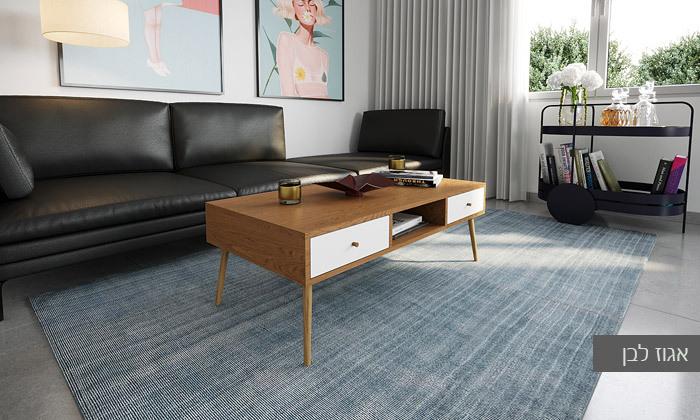 26 סט מזנון טלוויזיה ושולחן סלון