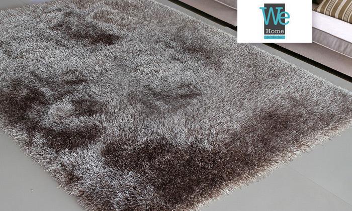 2 שטיח שאגי של WE HOME