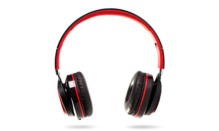 8 אוזניית בלוטוס קשת