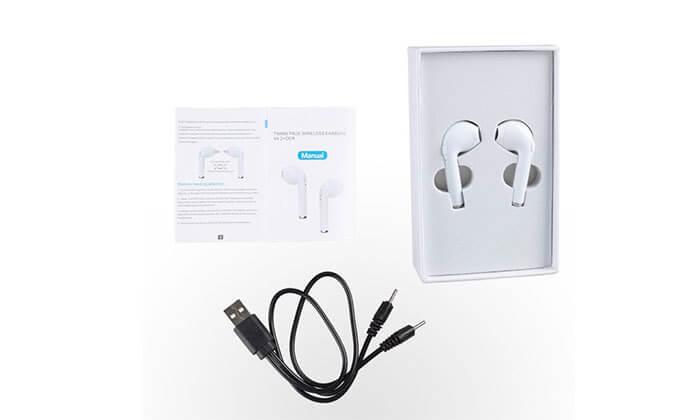 9 אוזניות Bluetooth אלחוטיות לאימון גופני