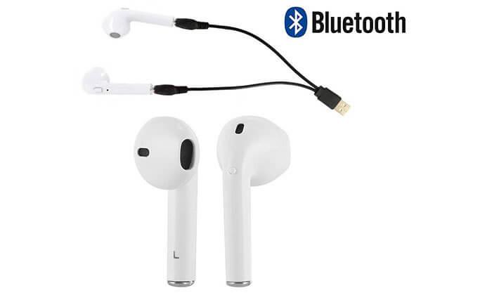 10 אוזניות Bluetooth אלחוטיות לאימון גופני