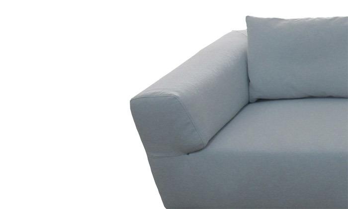 3 ספה תלת מושבית של ביתילי דגם סקובה