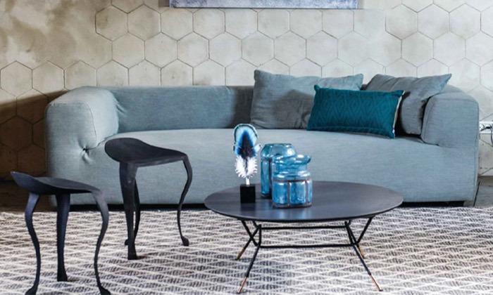 5 ספה תלת מושבית של ביתילי דגם סקובה