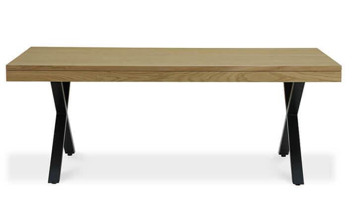 6 מזנון ושולחן סלון שמרת הזורע, דגם 'רומבה'