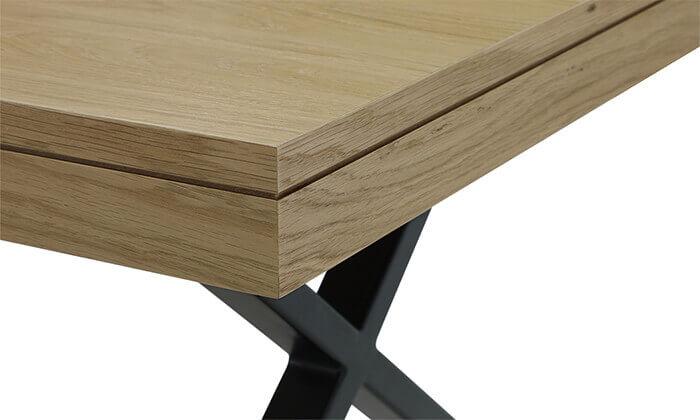 7 מזנון ושולחן סלון שמרת הזורע, דגם 'רומבה'