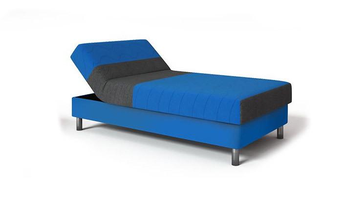 4 שמרת הזורע: מיטת נוער מתכווננת דגם סבבה