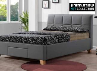 מיטה זוגית דגם דפנה