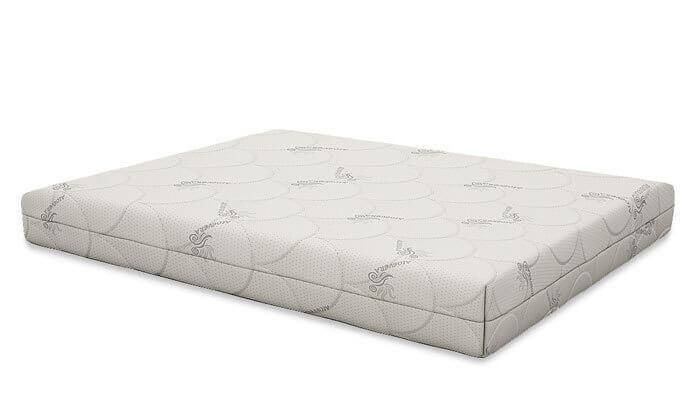 5 שמרת הזורע: מיטה זוגית מרופדת עם ארגז אחסון